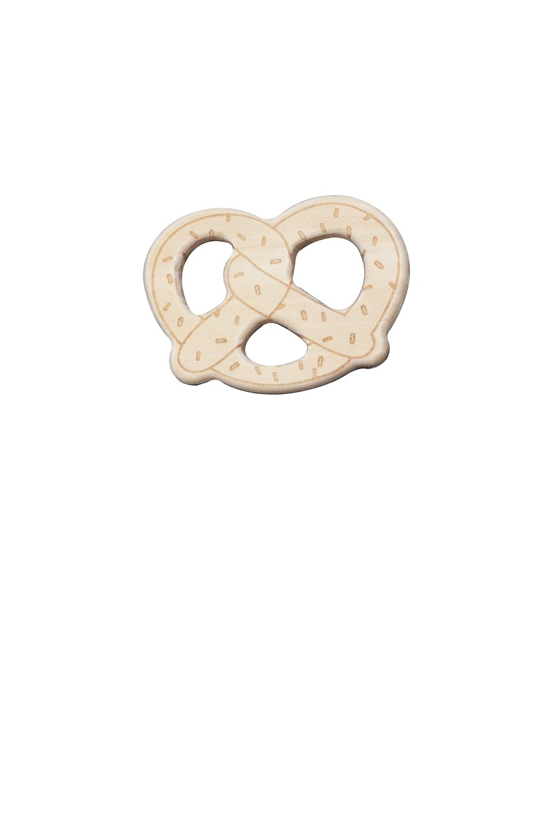 Teeth ring bretzel shape APRIL ELEVEN