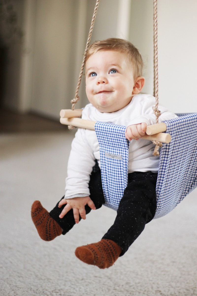 Rope for baby swing