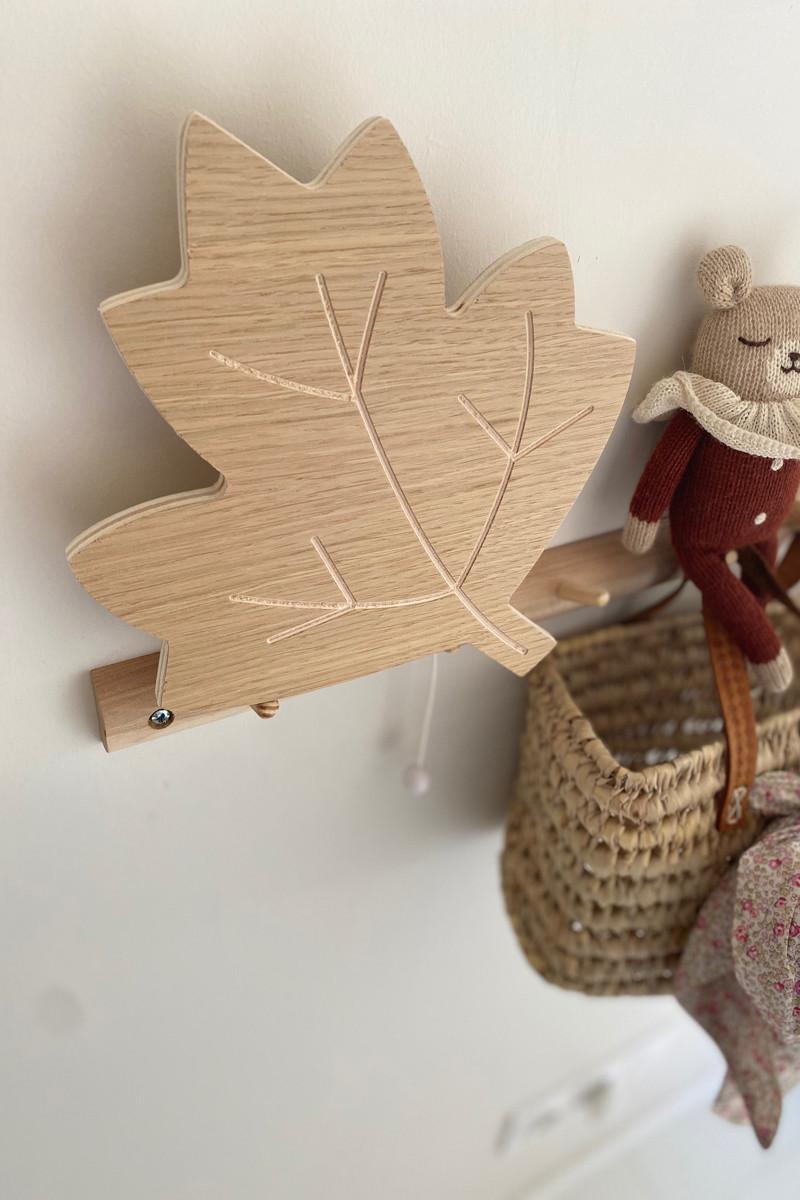 Leaf music box