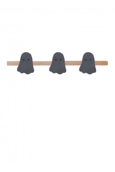 Ghost coat hanger April Eleven