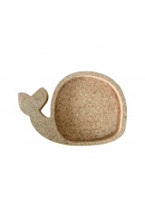 Empty pocket whale cork