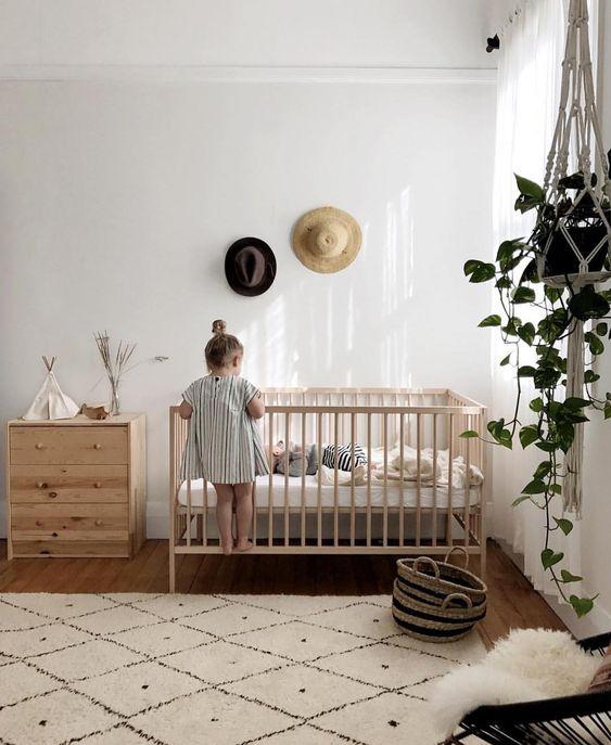 Un tapis dans la chambre de nos enfants - April Eleven ...