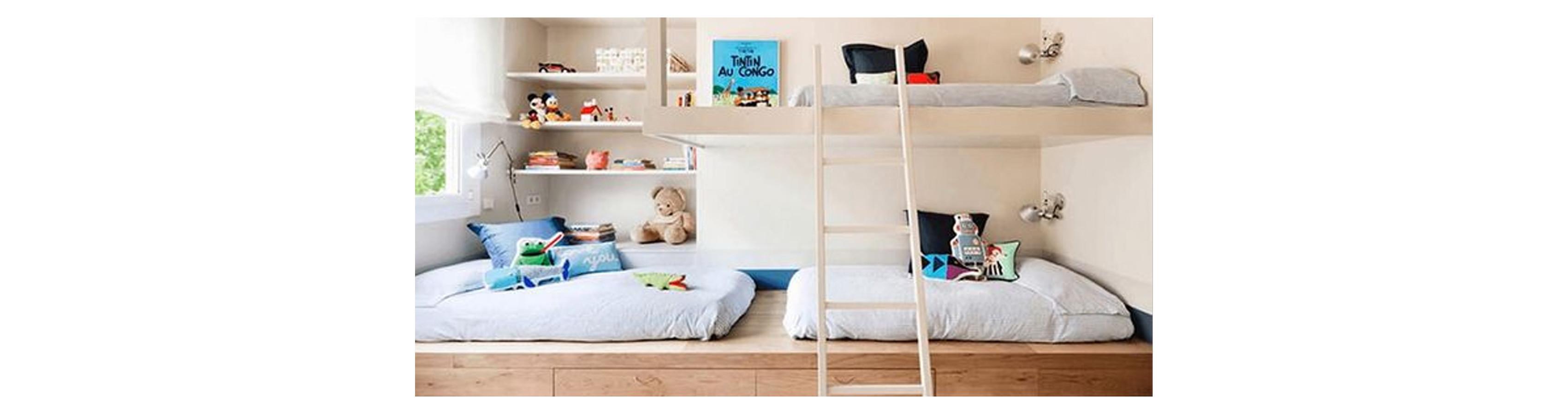Une chambre pour plusieurs enfants | April Eleven - Blog d\'idées ...