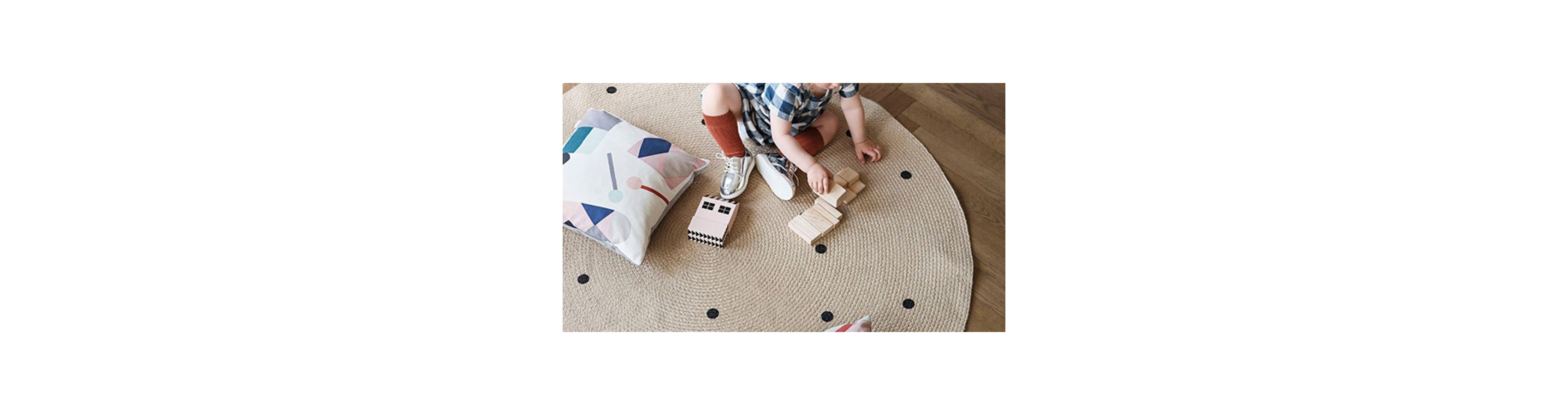 A carpet in your children's room