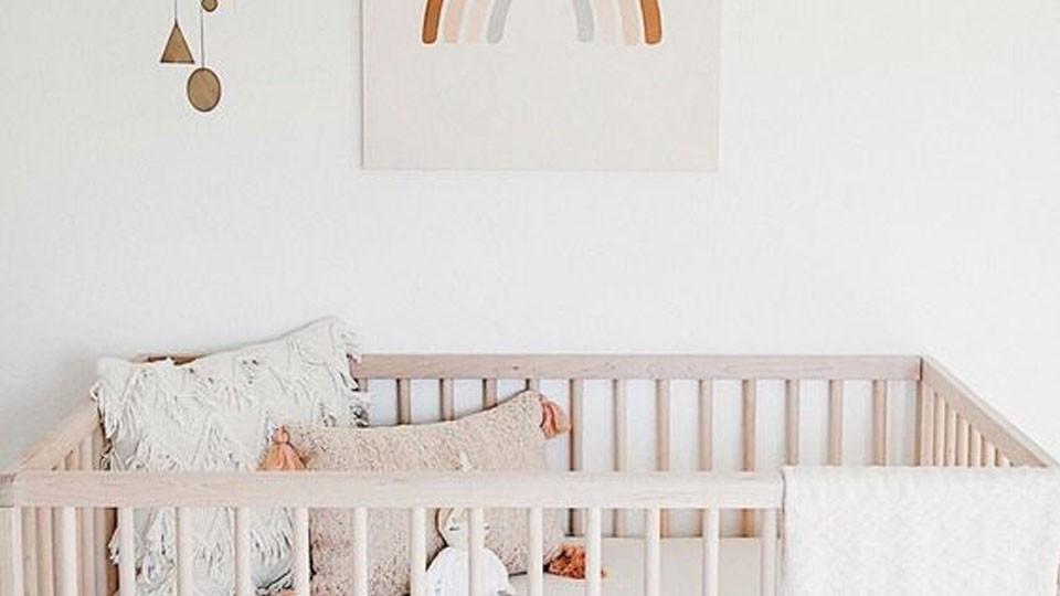 Choix des meubles pour la chambre de bébé