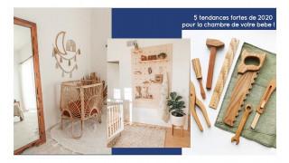 Baby room decor trend 2020