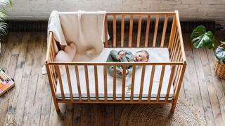 Baby's room: arrange it with healthy materials